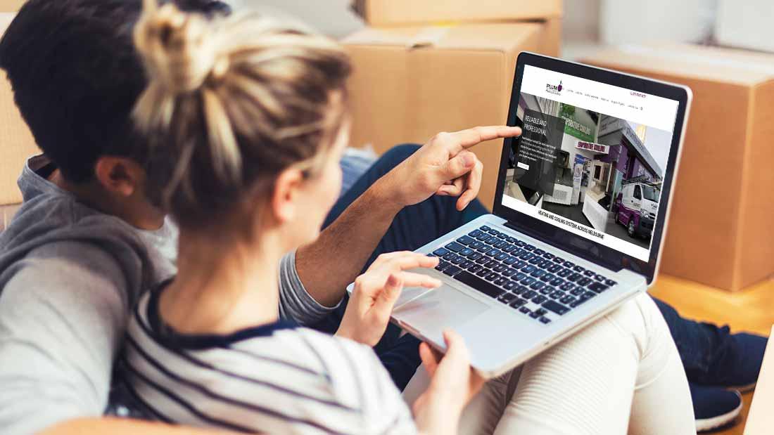 New Plum Website Launch