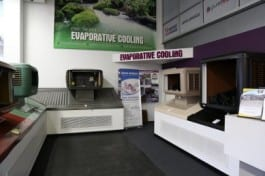 Melbourne Heating and Cooling Showroom