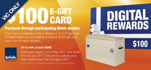 Brivis Heating Promotion