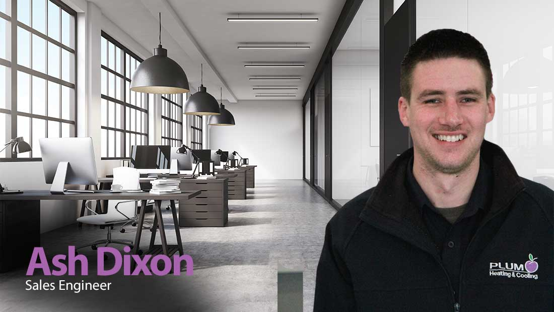 Staff Profile Ash Dixon