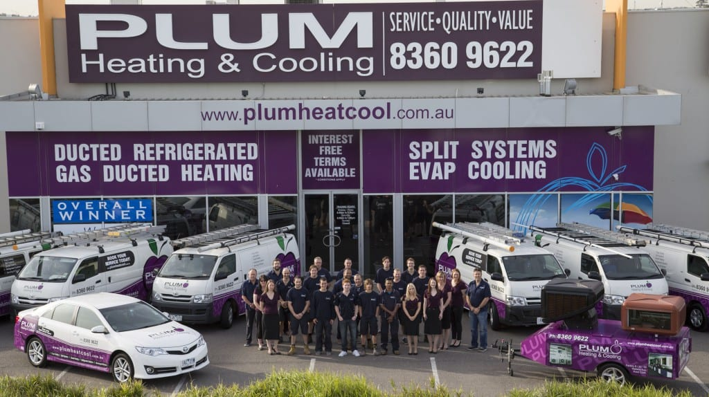 ducted heating melbourne