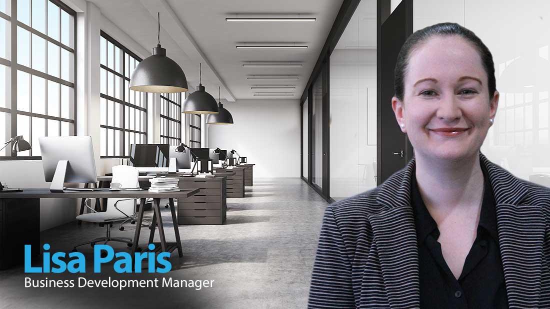 Staff Profile Lisa Paris 1