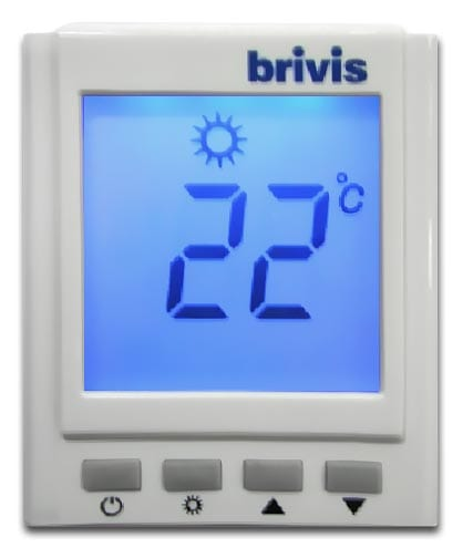 Brivis-Heater-Manual-Controller