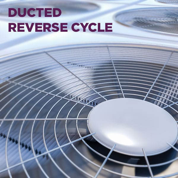 Ducted-Reverse-Cycle