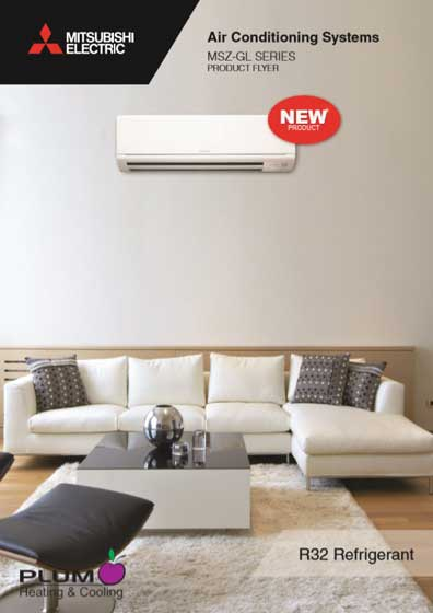 Mitsubishi-MSZGL-Air-Conditioning-Brochure