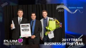 Wyndham Business Award 2017