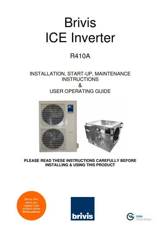 heating cooling installation manuals plum heating and cooling rh plumheatcool com au
