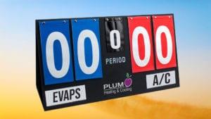 Evap Vs Air Conditioning