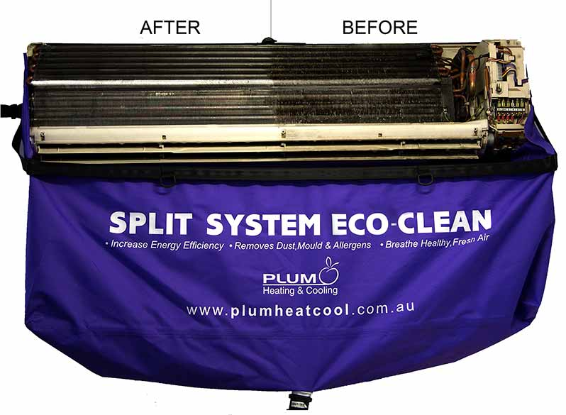 split system eco clean