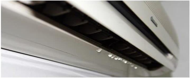 Air conditioner Leak