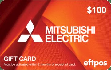 $100 Mitsubishi Cashback