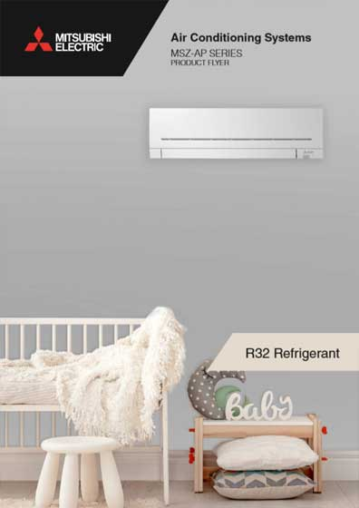 Mitsubishi Electric Brochures Plum Heating Amp Cooling