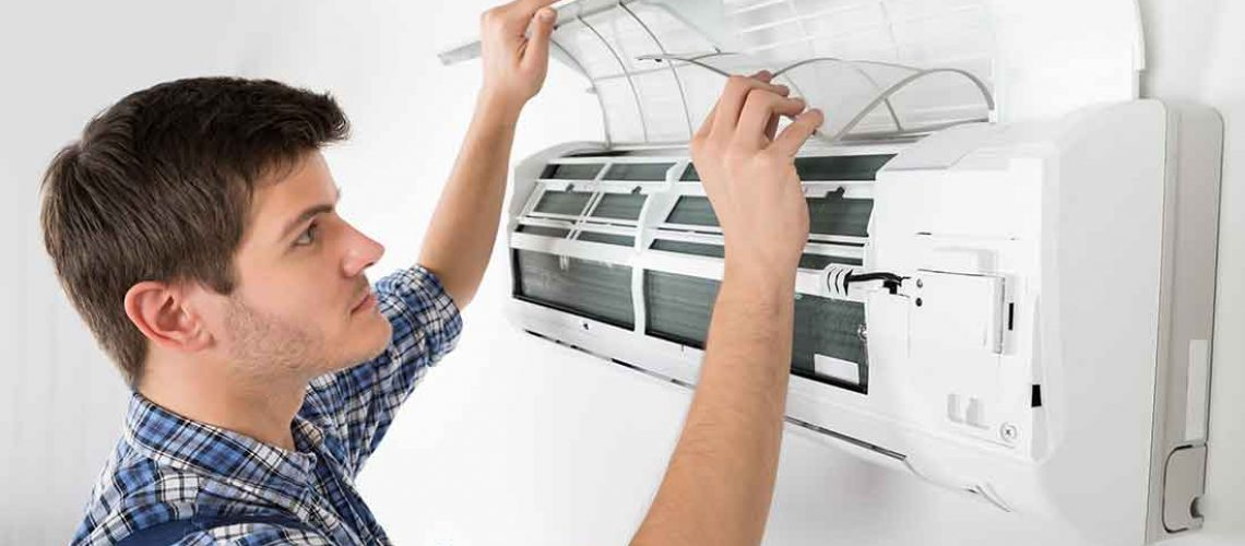 Cleaning Air Conditioning Filter